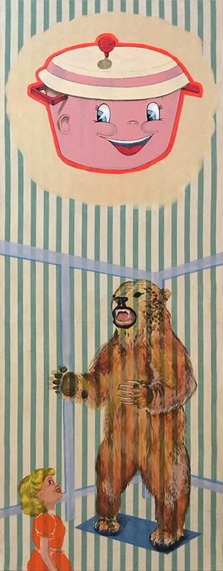 la olla y el oso